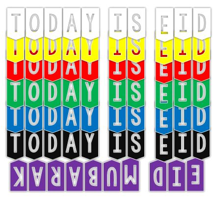 Today is Eid